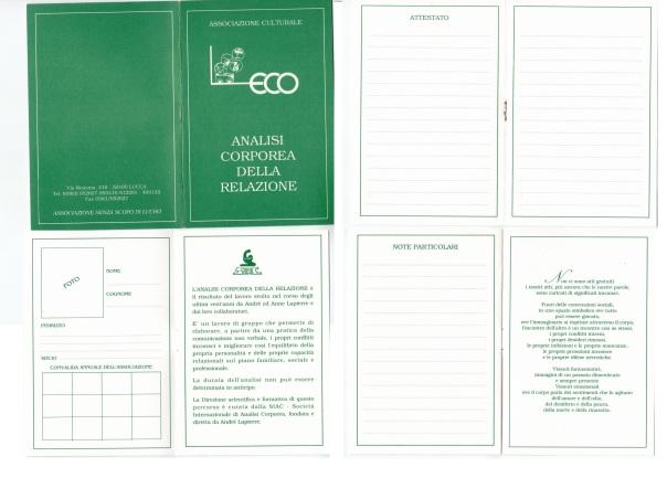 libretto eco