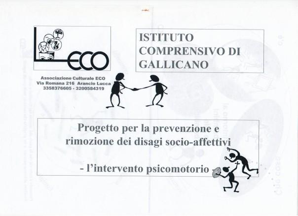 Progetto disagio socio-affettivo - 1
